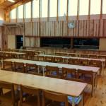 多賀中学校ランチルーム